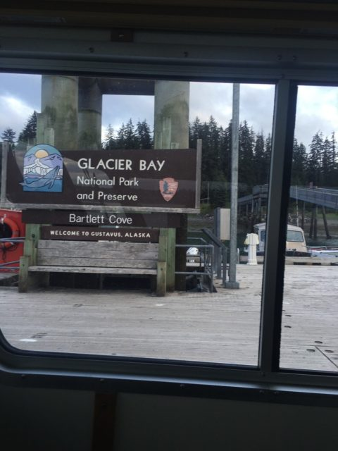 July 5, 2016 Day 14 Alaska (Glacier Bay Day 7)