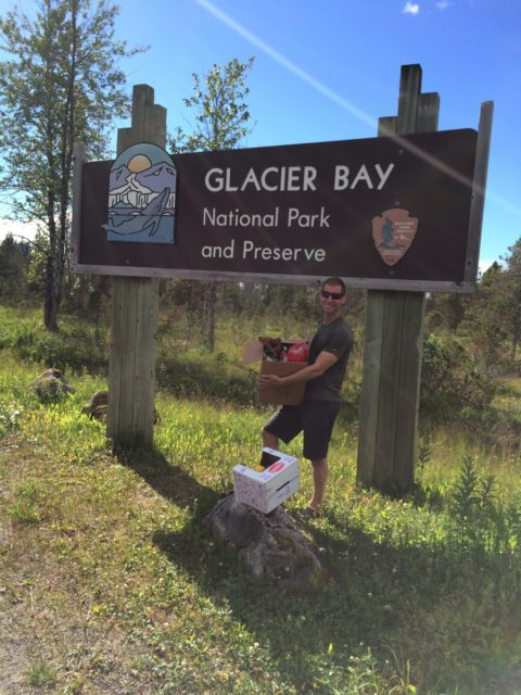 July 2, 2016 Day 11 Alaska (Glacier Bay Day 4)